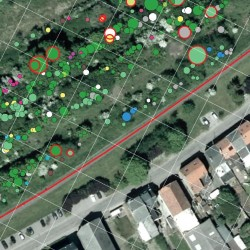 inventaire forestier géolocalisé