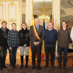 Prestation de serment - TER-Consult - Calamité province de Liège