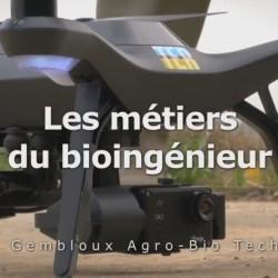 Les métiers du bioingénieur - Sébastien Bauwens