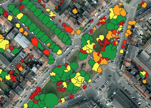 segmentation et santé UrbanGreen